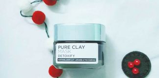 Review mặt nạ đất sét L'Oreal Paris Pure Clay Mask Detoxify