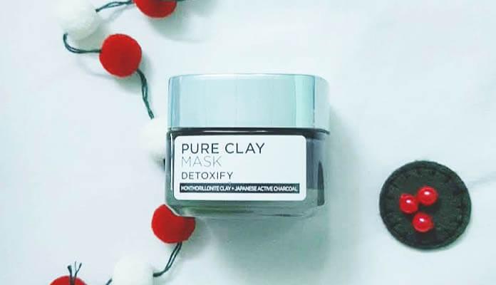 Review mặt nạ đất sét L'Oreal Paris Pure Clay Mask Detoxify