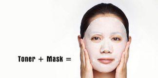 Dùng toner trước hay sau khi đắp mặt nạ