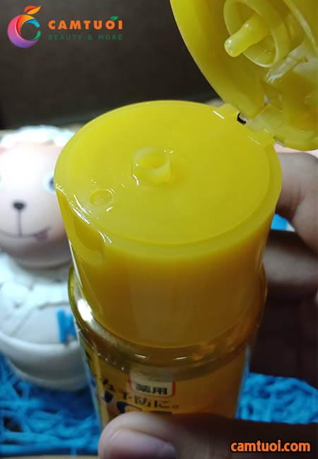 Review nước cân bằng da Melano CC Whitening Lotion