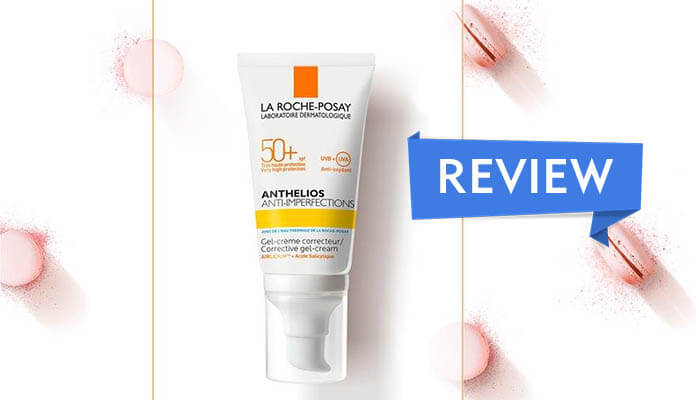 Review kem chống nắng La Roche-Posay Anthelios Anti-Imperfections SPF50+
