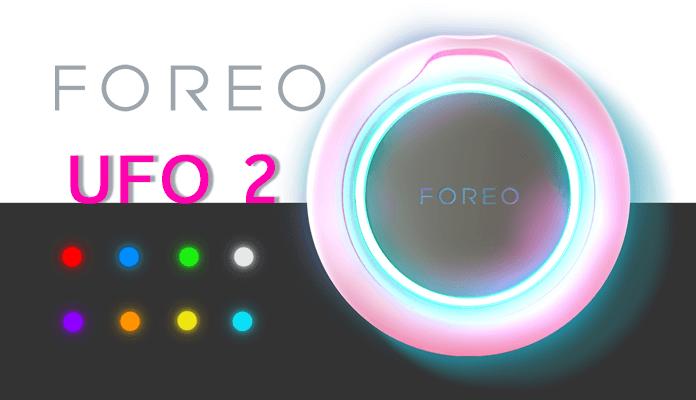 Review máy đắp mặt nạ Foreo UFO 2