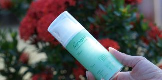 Review Gel Dưỡng Ẩm The Auragins Skin Rescue Brightening Gel Cream